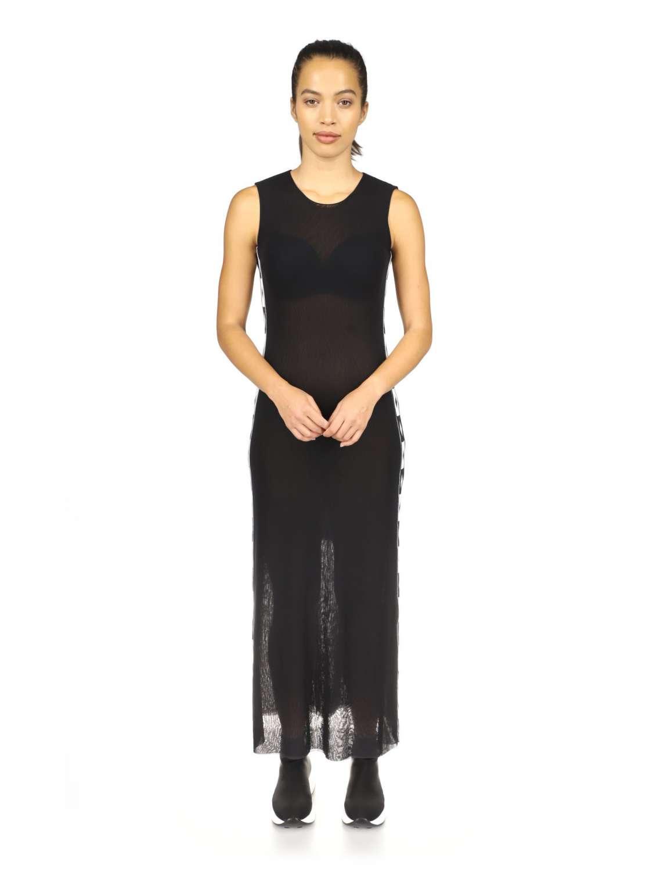 Soft viscose long dress