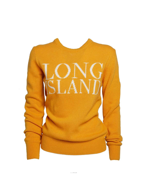 """Long Island"" Maglione in..."