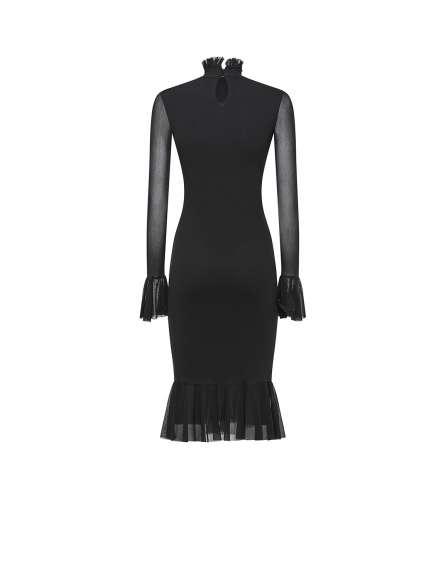 Printed Tight Skirt